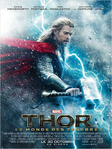 Thor : Le Monde des ténèbres - cinema reunion