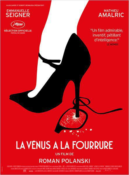 La Vénus à la fourrure - cinema reunion