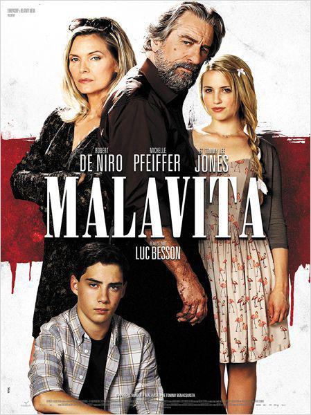 Malavita - cinema reunion