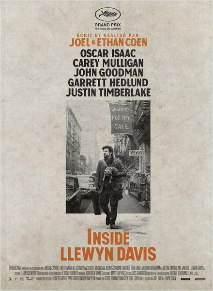Inside Llewyn Davis - cinema reunion