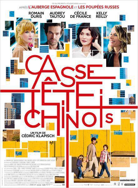 Casse-tête chinois - cinema reunion
