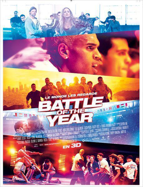 Battle of the Year - cinema reunion