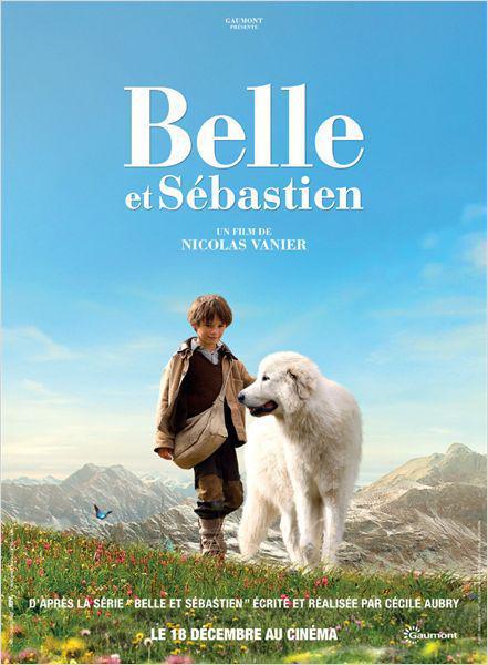 Belle et Sébastien - cinema reunion