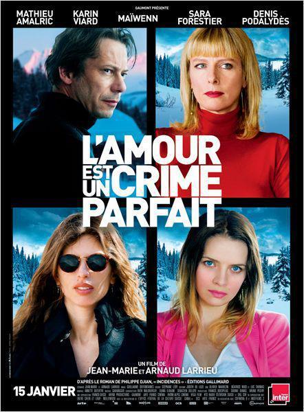 L'Amour est un crime parfait - cinema reunion