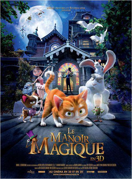 Le Manoir Magique - cinema reunion
