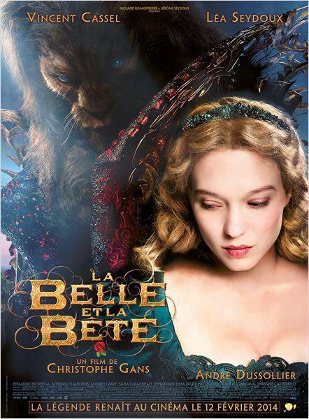 La Belle et La Bête - cinema reunion