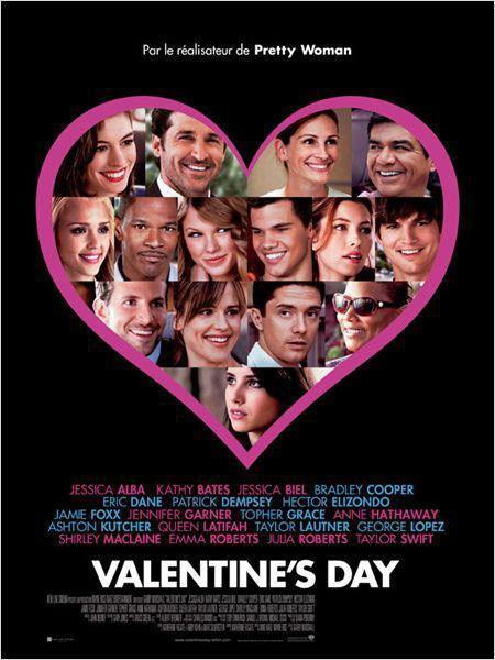 Valentine's Day - cinema reunion