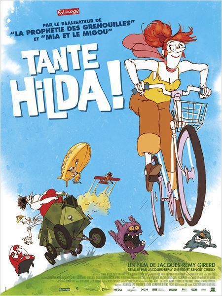 Tante Hilda ! - cinema reunion