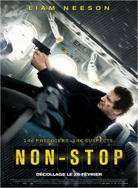 Non-Stop - cinema reunion
