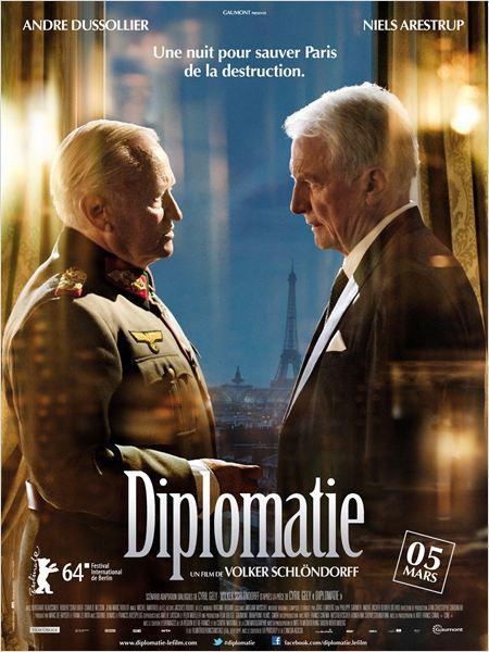 Diplomatie - cinema reunion