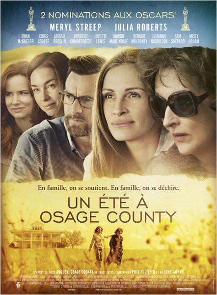Un été à Osage County - cinema reunion