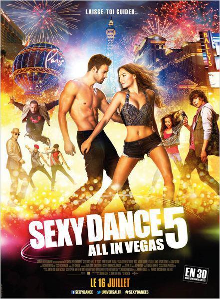 Sexy Dance 5 - All in Vegas - cinema reunion