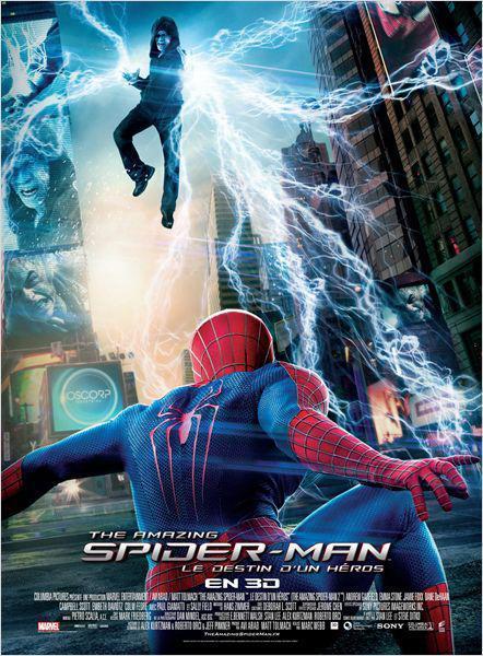 The Amazing Spider-Man : le destin d'un Héros - cinema reunion