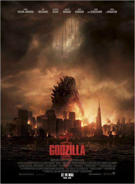 Godzilla - cinema reunion