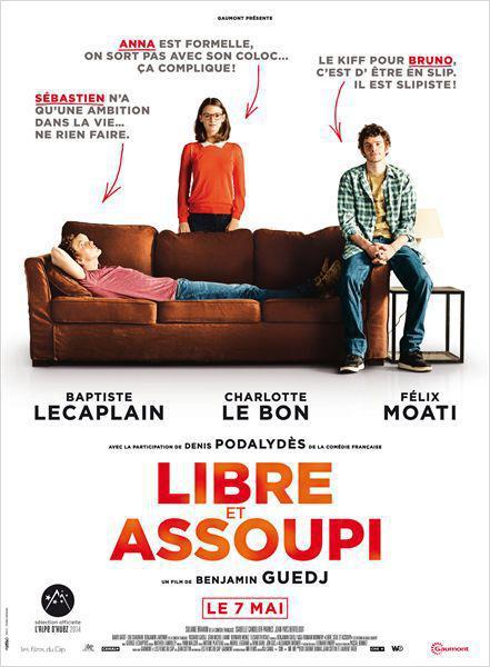 Libre et assoupi - cinema reunion