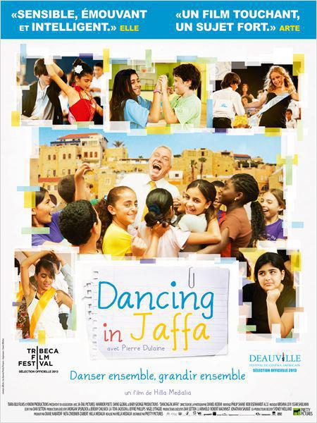 Dancing in Jaffa - cinema reunion