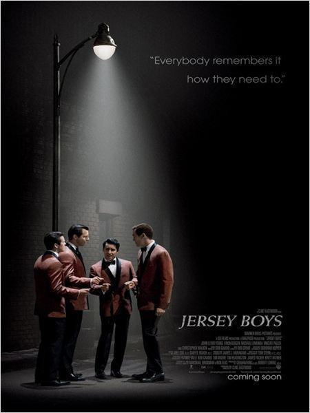 Jersey Boys - cinema reunion