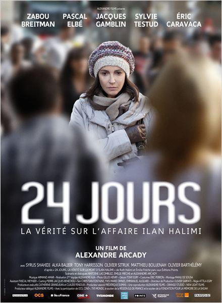 24 jours, la vérité sur l'affaire Ilan Halimi - cinema reunion