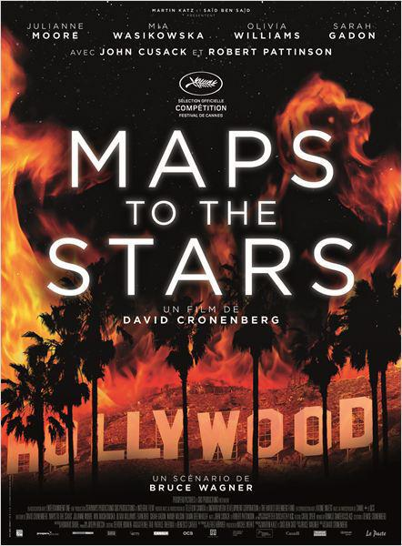 Maps To The Stars - cinema reunion