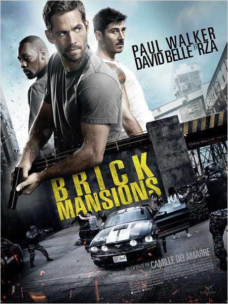 Brick Mansions - cinema reunion