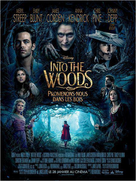Into the Woods, Promenons-nous dans les bois - cinema reunion