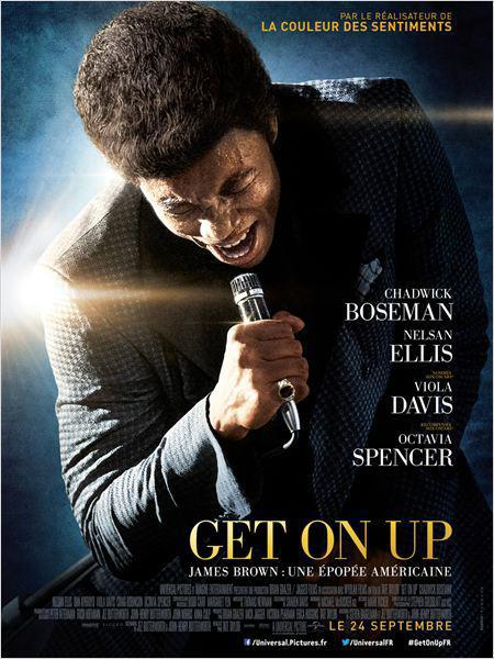 Get On Up - cinema reunion