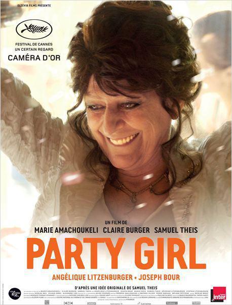 Party Girl - cinema reunion