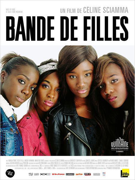 Bande de filles - cinema reunion