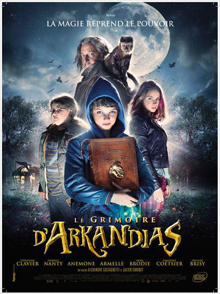 Le Grimoire d'Arkandias - cinema reunion