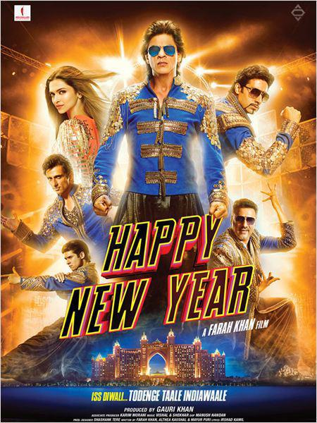 Happy New Year - cinema reunion
