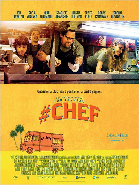 #Chef - cinema reunion
