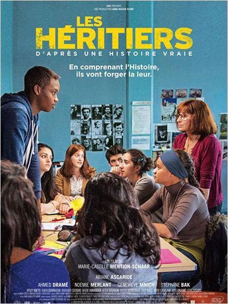 Les Héritiers - cinema reunion