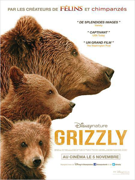 Grizzly - cinema reunion