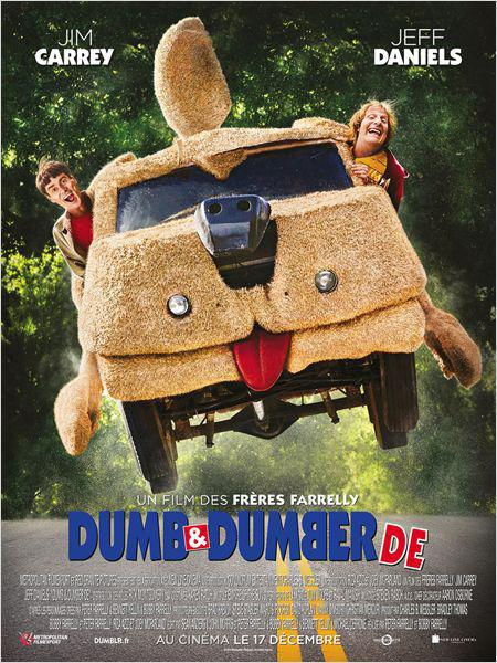 Dumb & Dumber De - cinema reunion