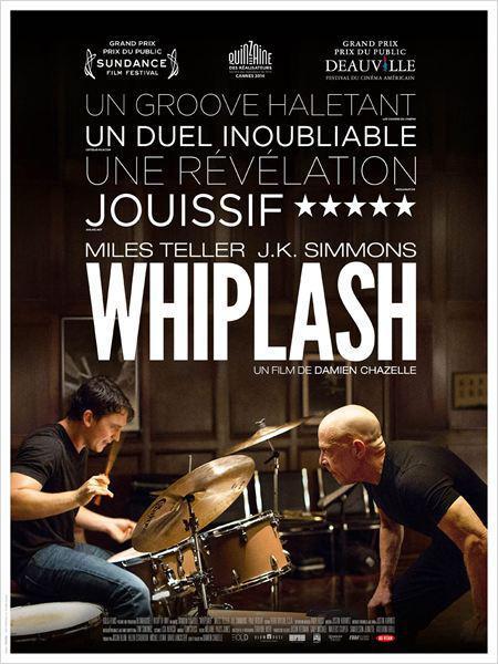 Whiplash - cinema reunion