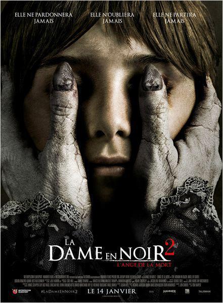 La Dame en Noir 2 : L'Ange de la Mort - cinema reunion