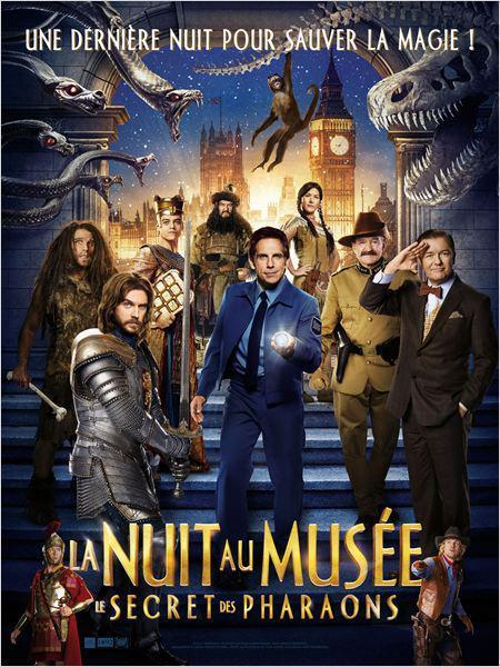 La Nuit au musée : Le Secret des Pharaons - cinema reunion