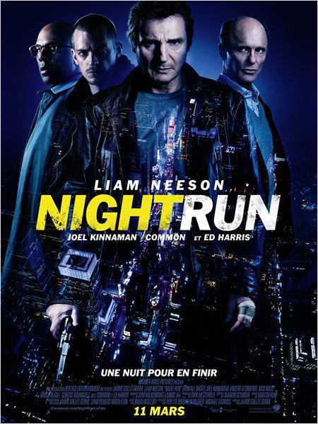 Night Run - cinema reunion