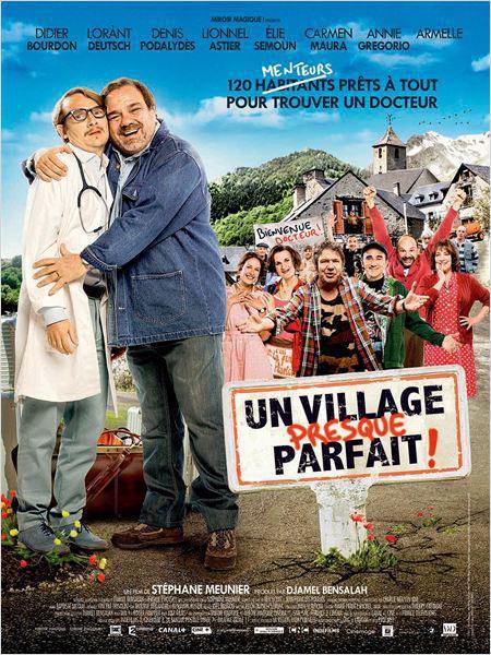 Un Village presque parfait - cinema reunion
