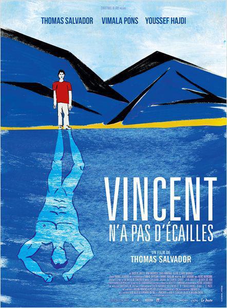 Vincent n'a pas d'écailles - cinema reunion
