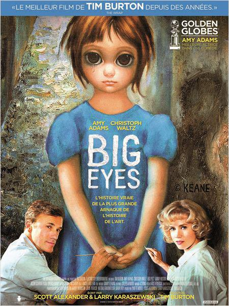 Big Eyes - cinema reunion