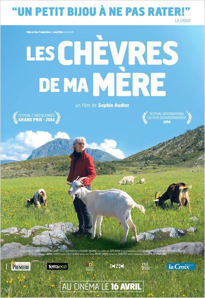 Les Chèvres de ma mère - cinema reunion