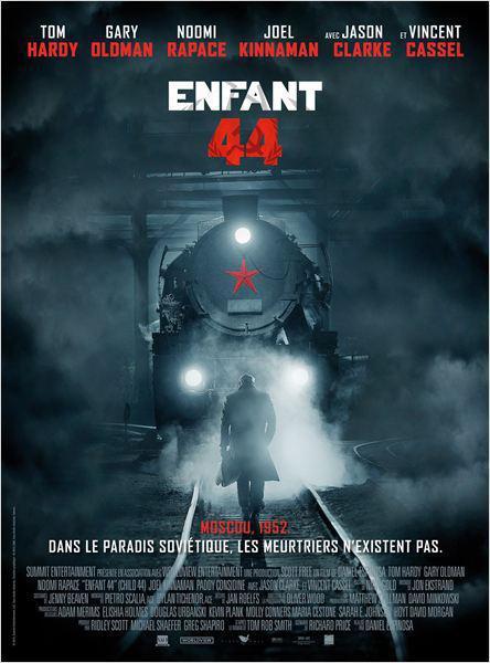 Enfant 44 - cinema reunion