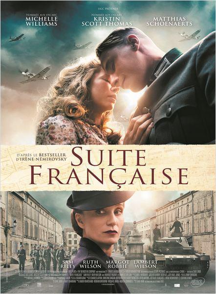 Suite Française - cinema reunion
