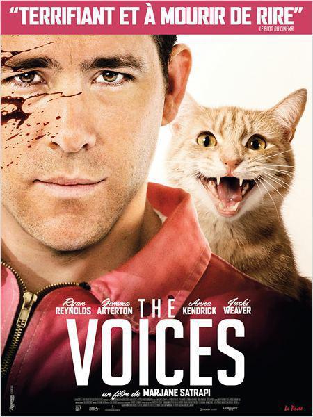 The Voices - cinema reunion