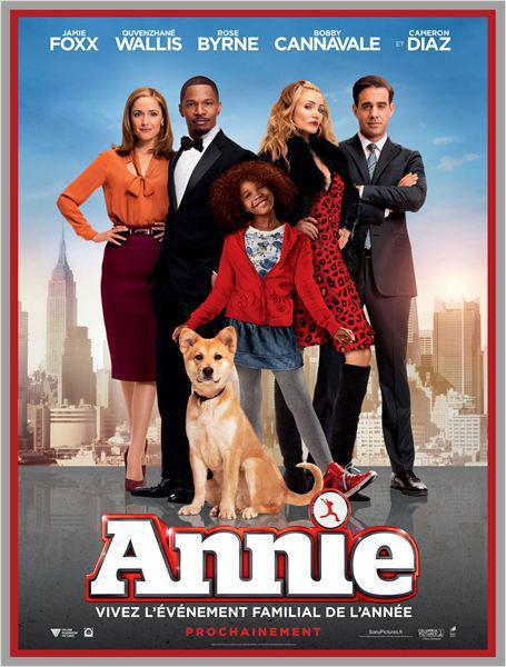 Annie - cinema reunion