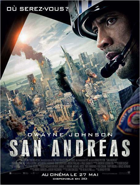 San Andreas - cinema reunion