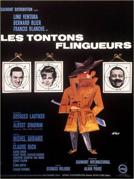 Les Tontons flingueurs - cinema reunion