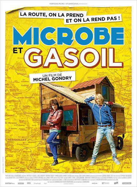 Microbe et Gasoil - cinema reunion