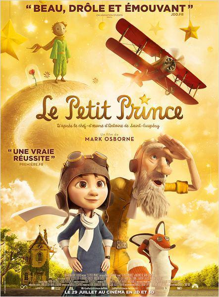 Le Petit Prince - cinema reunion